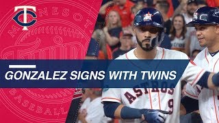 Marwin Gonzalez enters free agency at age 29