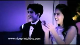 Carmina Villaruel surprise wedding video
