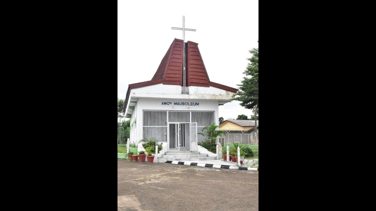 Download Inside Obafemi Awolowo Museum: Up, close and personal