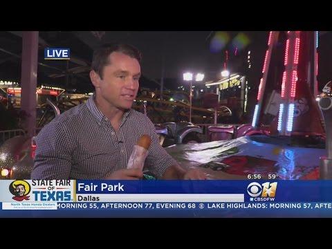 Jason Allen Having Fun At The Fair