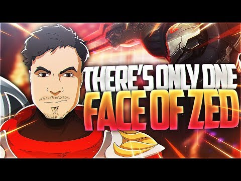 LL STYLISH | THERE'S ONLY ONE FACE OF ZED