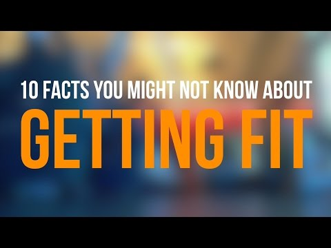 10 Fitness Facts That Might Surprise You