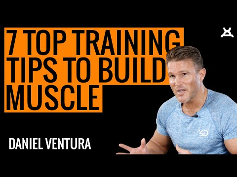 7 TOP TRAINING TIPS TO BUILD MUSCLE   Avoid These Gym Mistakes!