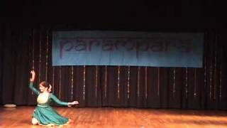 Kathak- Archana Kumar- Excerpts