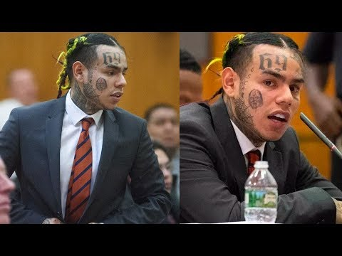 6IX9INE Will Have All Charges Dropped Against Him For Snitching, Tells Judge He Has A Mental Illness Mp3
