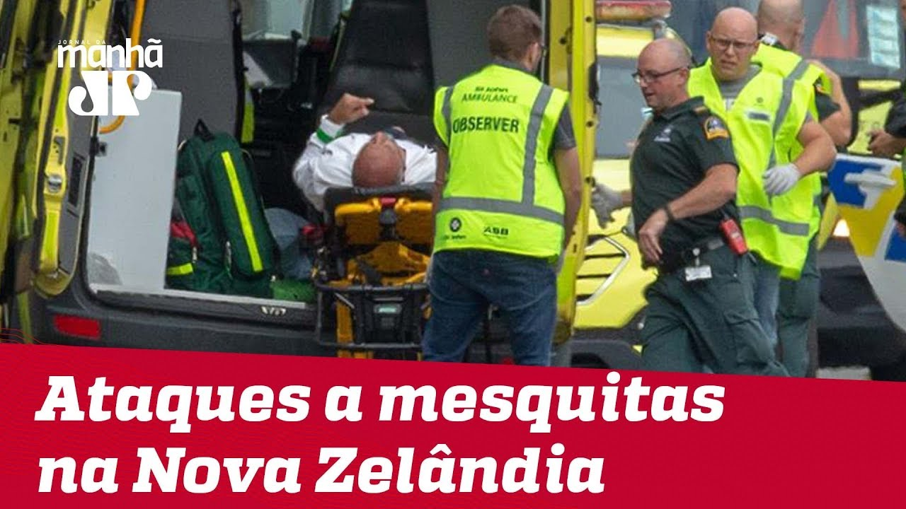 Nova Zelandia Ataque: Nova Zelandia Ataque