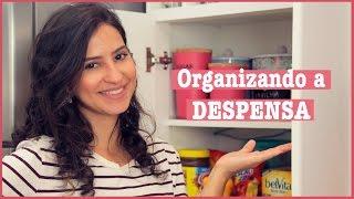 Como Organizar a Despensa