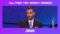 Jeopardy! Presents: All-Time Top Money Winner Brad Rutter