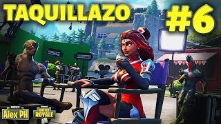 Taquillazo 6 - Desafios Temporada 4 (Semana 6) - Fortnite Battle Royale