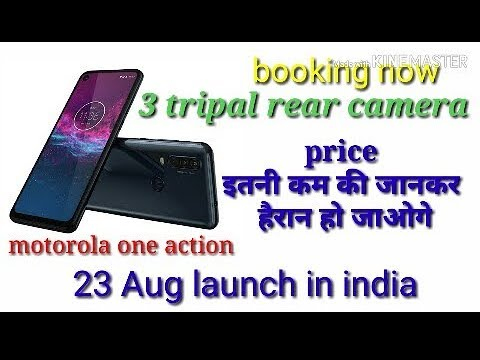 Motorola one action in Hindi full reviews 12 mp camera+12 mp camera+ 5 mp camera price booknow