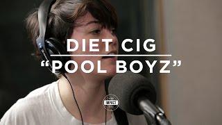 Diet Cig - Pool Boyz (Live @ WDBM)