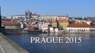 Highlights in PRAGUE, CZECH REPUBLIC 2015! Castles, Karlovy Vary, Ruckl Glass, St Charles Bridge