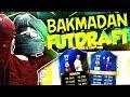 BAKMADAN KARTLARI ALMA CHALLENGE ! Fut Draft Survivor !