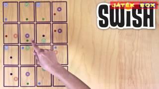 Swish Kártya Játék (angol)