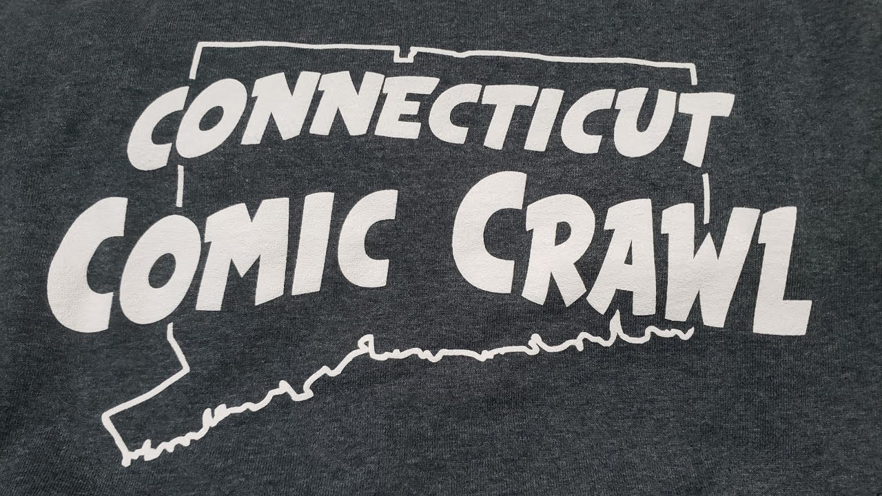 The Connecticut Comic Crawl