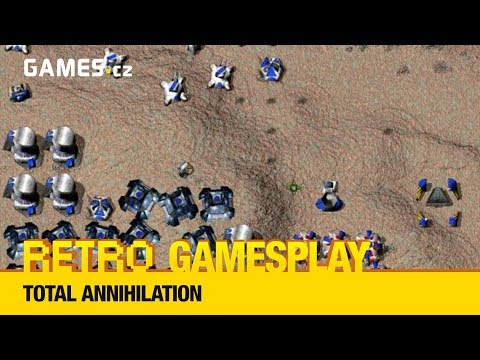 Retro GamesPlay - Total Annihilation + Extra Round: Tunneler