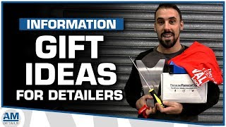 Gift Ideas for Detailers and Car Enthusiasts