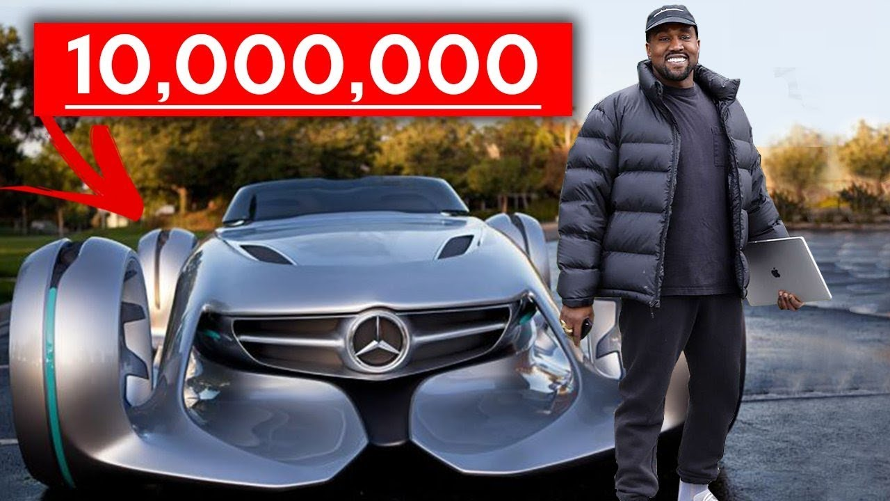 Kanyes most expensive car he doesnt want you to know about