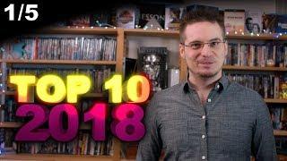 2018 - Top 10 (1/5)