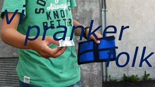 vi pranker folk | Daniel Simen | ep1 | lommebok prank