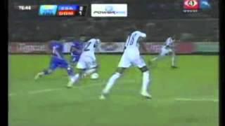 EL SALVADOR VRS REPUBLICA DOMINICANA -- Fecha 1 Grupo A CONCACAF