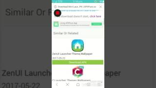 How install acl old version 2.2.860 in samsung z2