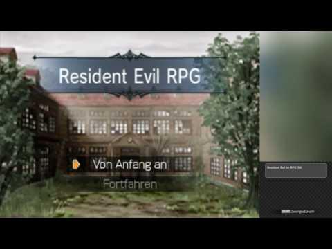 RPGMaker Fes Player: Resident Evil RPG