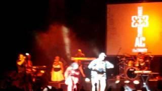 Machel Montano & Sparrow @ MSG - Congo Man