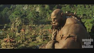 Как должен был быть озвучен фильм Варкрафт. Warcraft 3