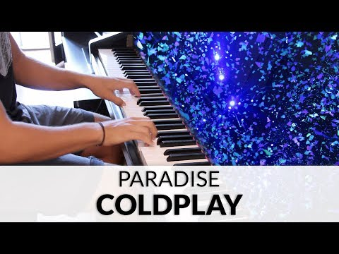 Coldplay - Paradise | Piano Cover