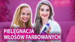 Jak dbać o włosy farbowane i rozjaśniane? –  sprawdzone sposoby Sylwii Gaczorek 💁♀️