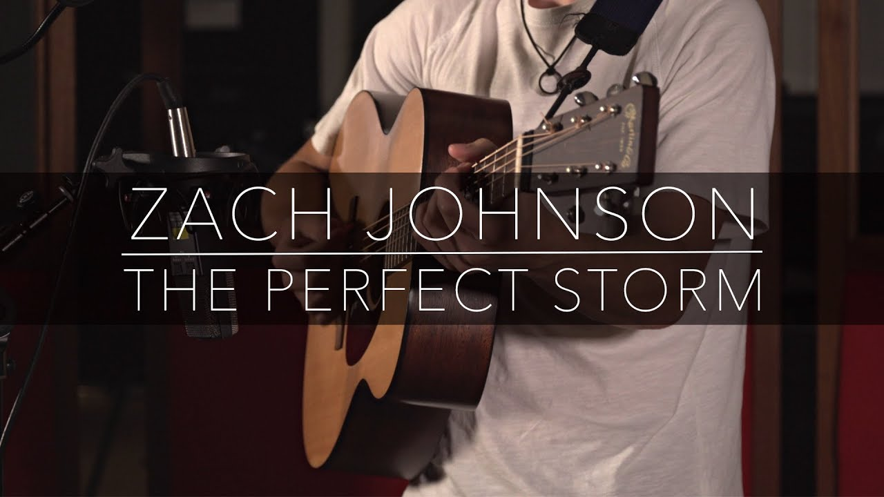 Zach Johnson - The Perfect Storm (Live)