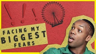 FACING MY BIGGEST FEARS | Toddy's World S3 Ep4