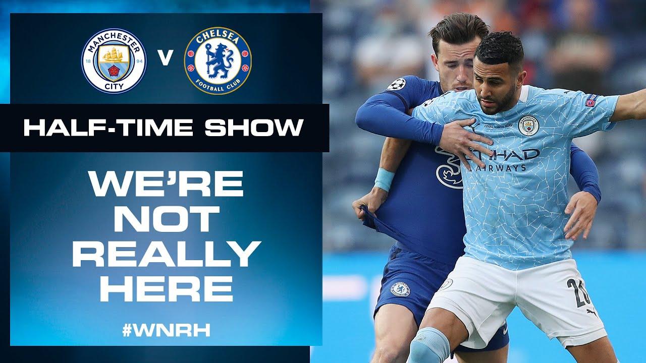 UEFA Champions League final: Chelsea leads Manchester City, 1-0 ...