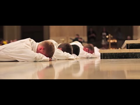 DC PRIEST: Ordination to the Priesthood