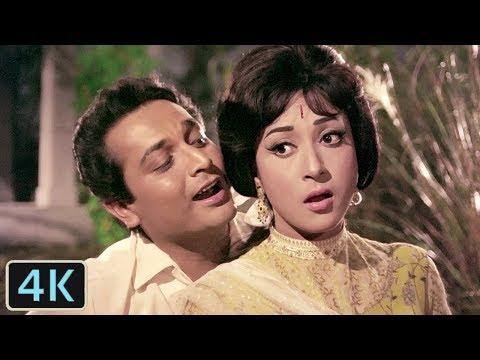 Tumhari Nazar Kyon Khafa Ho Gayi Full 4K Video - Bollywood Songs | Biswajeet Mala Sinha | Do Kaliyan