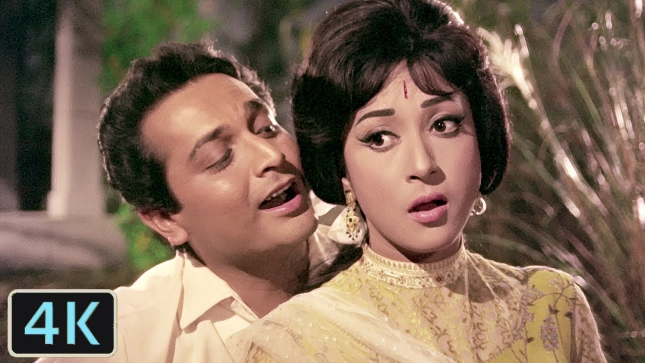 Download Tumhari Nazar Kyon Khafa Ho Gayi Full 4K Video - Bollywood Songs | Biswajeet,Mala Sinha | Do Kaliyan