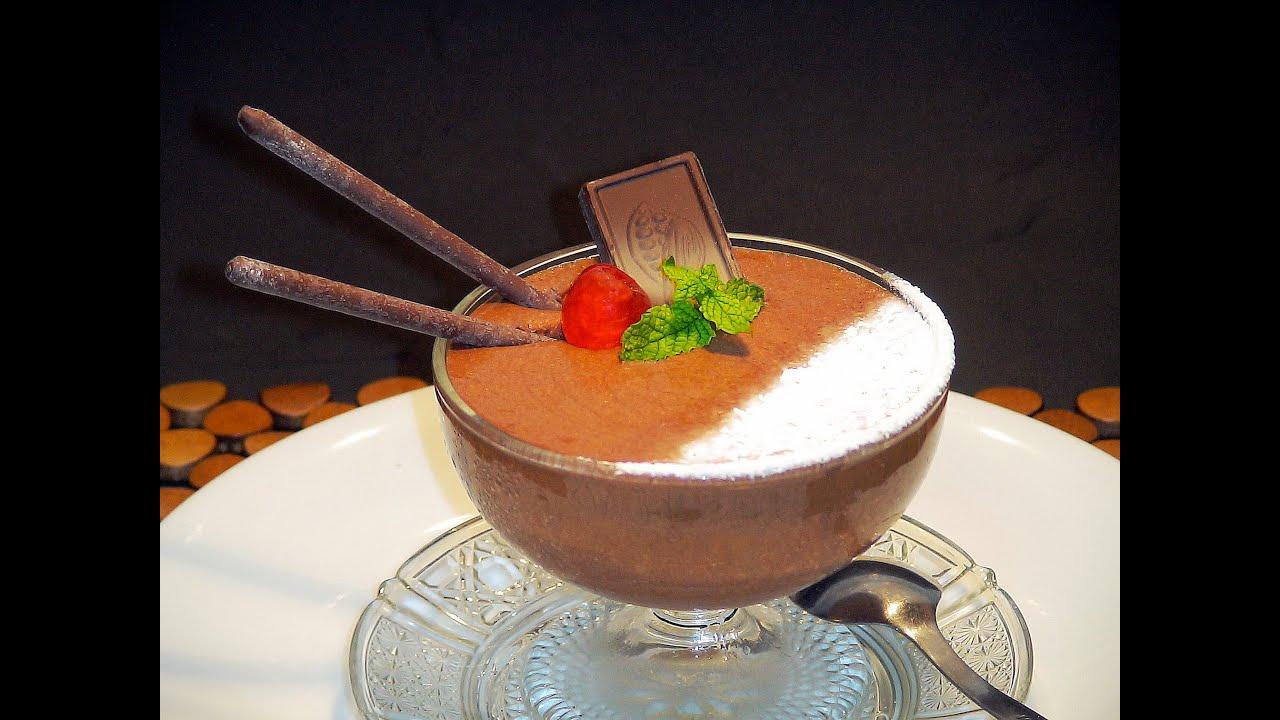 Cocinando Con Loli | Mousse De Chocolate Facil Subtitulado Para Sordos La Cocina De