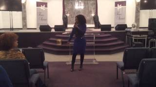 Growing in Grace Part 2 - Bernadine Bell-McGhee