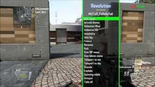 Black Ops 2 menu révolution (Lobby) by Enstone