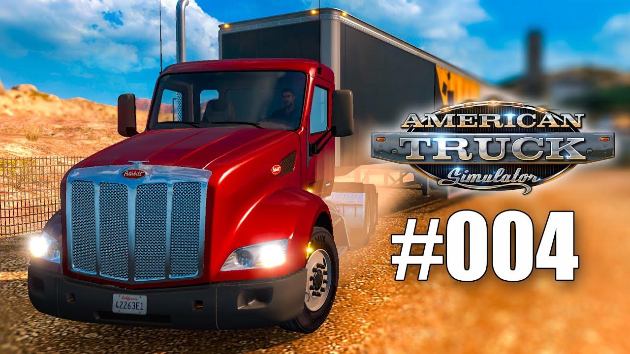 American Truck Simulator #004 - Eigener LKW gekauft! Gameplay ATS ...