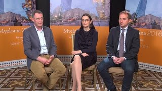 Myeloma 2016: Panel discussion on the environment biology of myeloma
