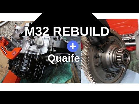 M32 Full Rebuild plus Quaife install