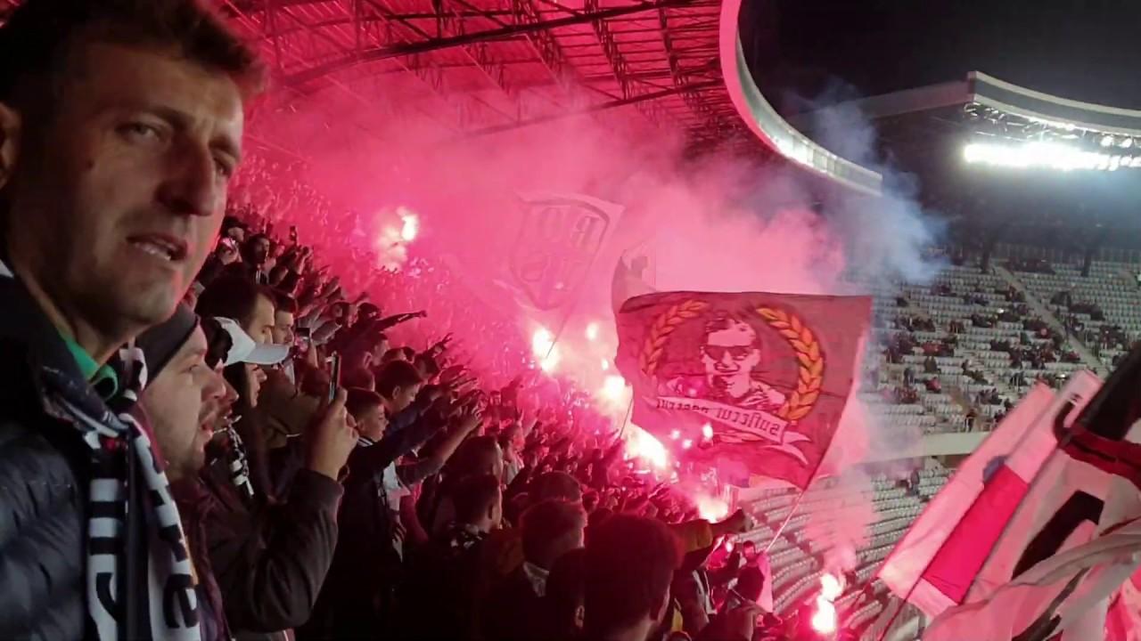 Atmosfera superba la U Cluj - fcsb 0-1 in Cupa Romaniei