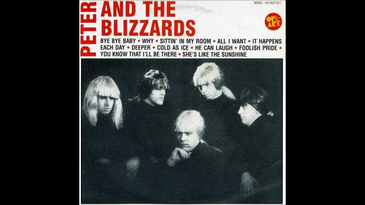 Peter And The Blizzards He Can Laugh