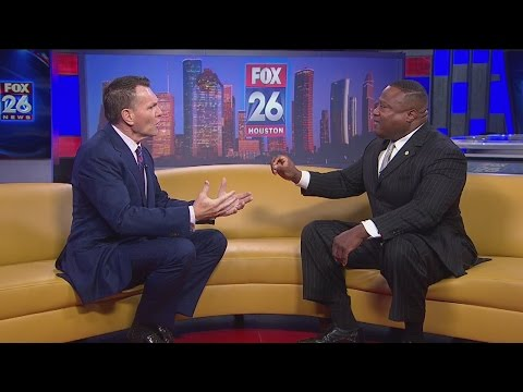 #FOXFaceoff - increase in Houston-area crime