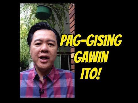 Pag Gising sa Umaga, Gawin 4 Bagay - Payo ni Doc Willie Ong #679