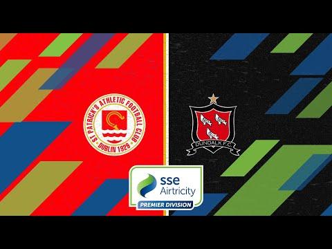 Premier Division GW14: St. Patrick's Athletic 0-2 Dundalk