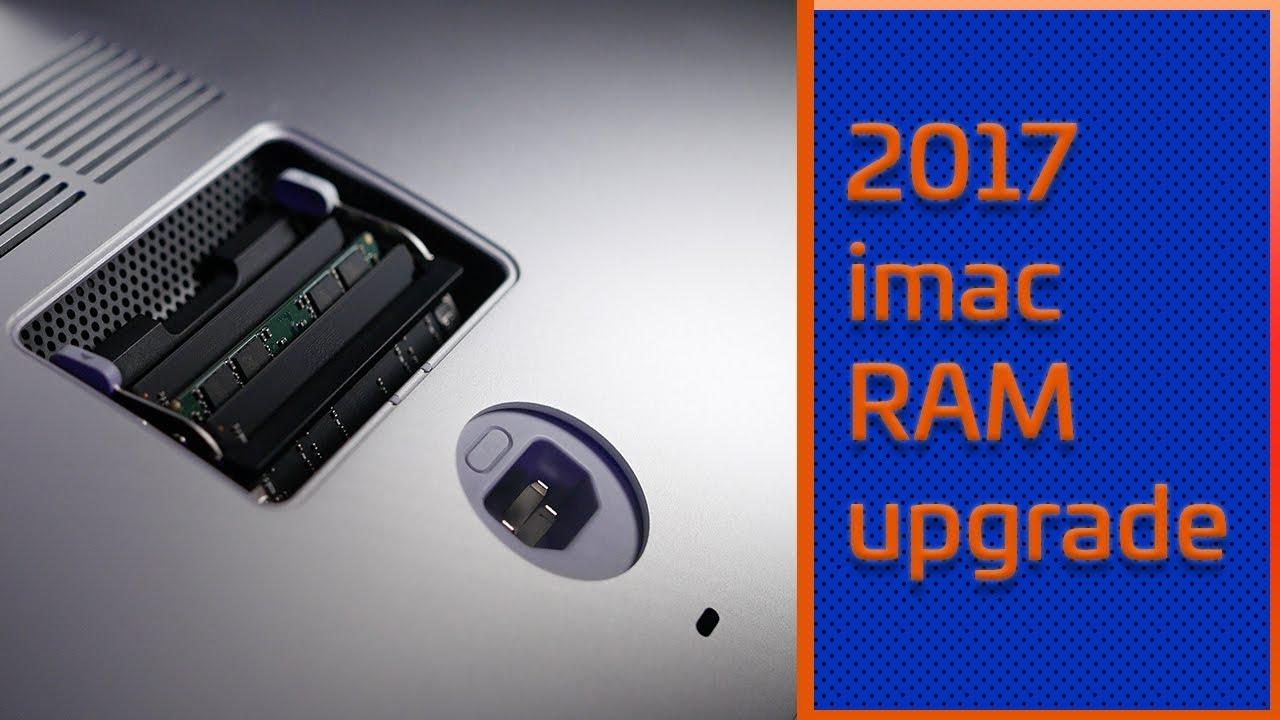 Slots Ram Imac 2017