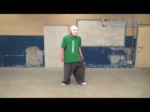 【FREE STYLE】 ひとりでできるもん ダンスレッスン ⑧ サイドウォーク
